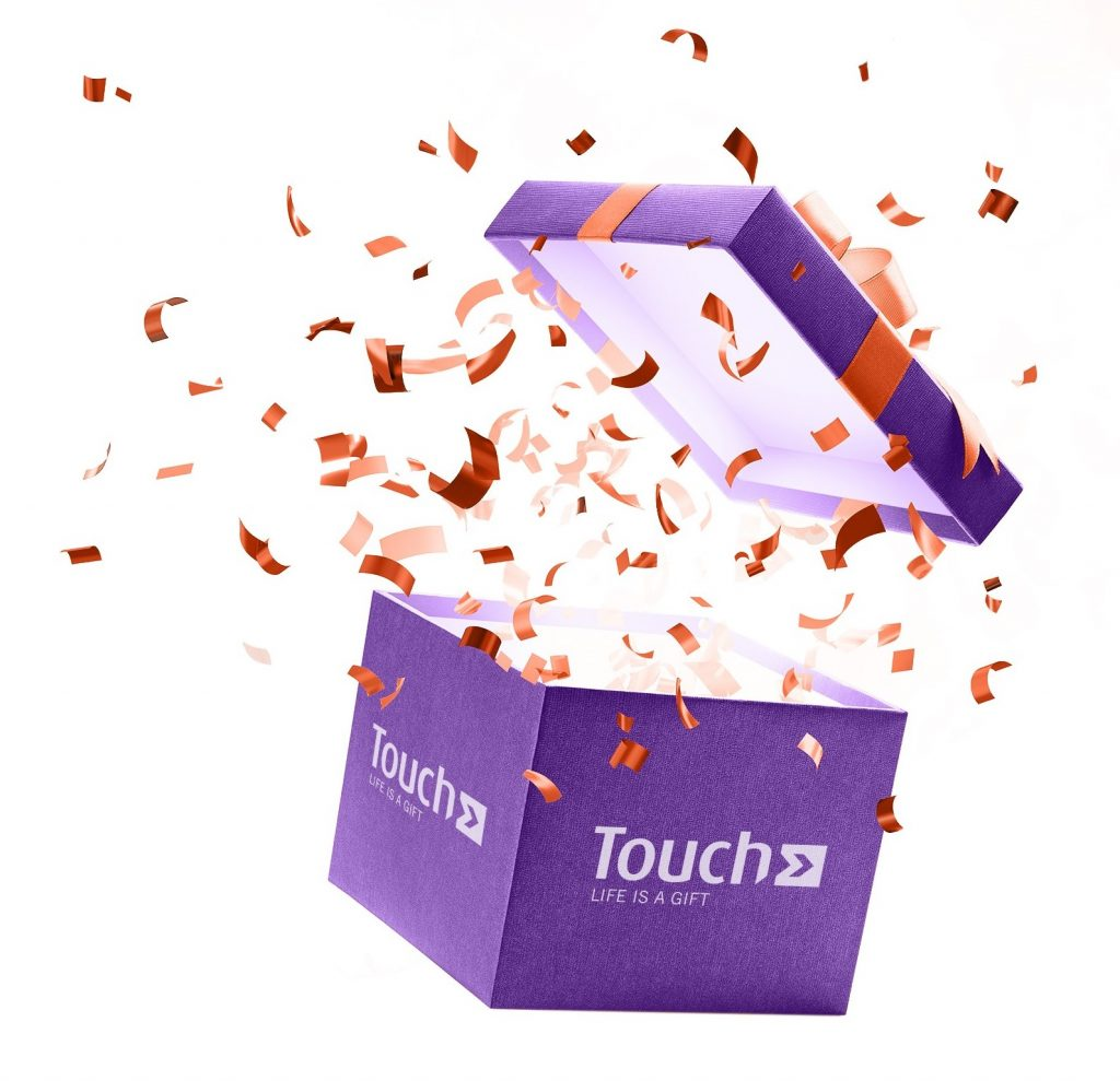life is a gift - Touch Incentive Marketing - Loyalty en Incentive Specialist